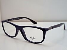 3e9a35068b5 Authentic Ray-Ban RB 8951 5606 Navy Grey Eyeglasses Frame DEMO MODEL  265