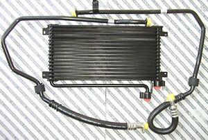 GENUINE ALFA ROMEO  BRERA & SPIDER 2.4 JTDM New Oil Cooler Radiator & 2x Pipes