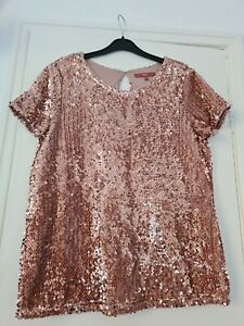 Next Sequined Top. Size 12. Xmas ?