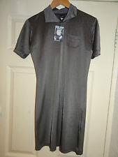 Collar Short Sleeve Petite Dresses Midi