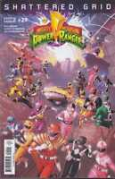 Mighty Morphin Power Rangers #29 Shattered Grid Boom comic 1st Print 2018 NM