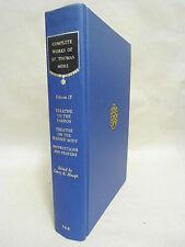 Thomas Morus - Works - Vol. 13. - Yale 1976