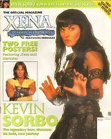 DEC 2000 XENA WARRIOR PRINCESS magazine