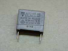 Lot de 50 5.08mm capacitor condo condensateur MKT 10nF 0.01µF 0.01MF 400V pas
