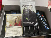 MTG Magic the Gathering Mystery Booster Retail Booster Packs X7 + Promo Pack