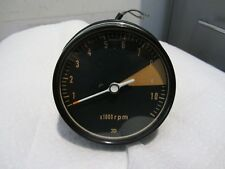 1972 CB750 Honda K2 Tachometer Gauge Refurbished Band Clamp Nice