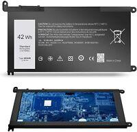 WDX0R Battery 42Wh For Dell Inspiron 15 5567 5568 13 5368 7368 7569 7579 WDXOR C