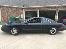 1998 Lincoln Mark Series BLACK