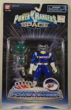 Power Rangers In Space Mega Launching Blue Ranger Figure With Flying Bomb (MOC)