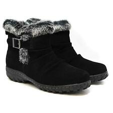 b97e7e17ecf KHOMBU Lindsey Women s All Weather Suede Leather Boots