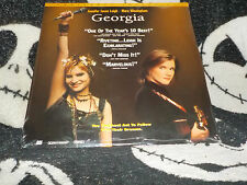 Georgia NEW SEALED Letterbox Laserdisc LD Jennifer Jason Leigh Free Ship $30