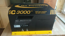 Go Power 12V Inverter Charger 3000-watt + Remote, Terminal Block, & Cables