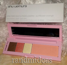 Shu Uemura Play Date Eye & Cheek Palette-Sunflower Orange-Play Date LE-RARE~*