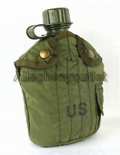 US Military Vietnam Dated 1974 1 QUART CANTEEN COVER 1QT OD POUCH USGI VGC