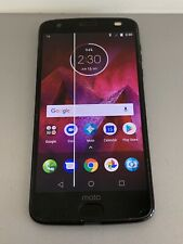 Used - Great - Motorola Moto Z2 Force Xt1789 - 64Gb - Super Black (Unlocked)