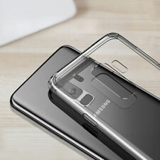 For Samsung Galaxy S9 / S9 Plus Luxury Ultra-thin Slim Clear Soft TPU Case Cover