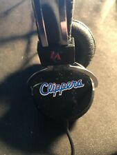 New Los Angeles Clippers Headphones - Staples Center Promo