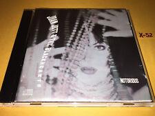 JOAN JETT & the BLACKHEARTS cd NOTORIOUS kenny laguna BACKLASH dont surrender