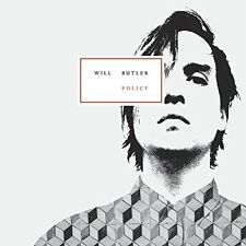 Will Butler-policy vinyle LP 8 tracks NEUF