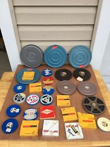 Vintage 8mm Home Movies 1960's-70 Harrisburg Duncannon PA Lot As Shown