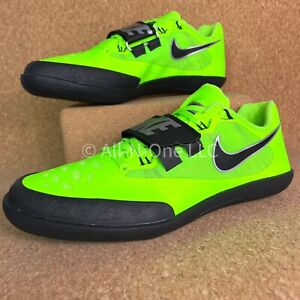 Nike Zoom Rival SD Throwing Green Black Mens Shoes Sneakers 685135-300 All Sizes