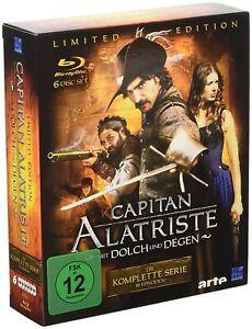 Capitan Alatriste - Mit Dolch und Degen Limited Edition  [Blu-ray]  gebr .gut
