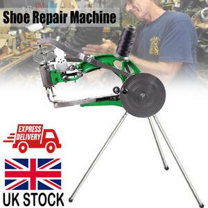 Hand Manual Cobbler Leather Shoe Repair Sewing Sew Machine Cotton Nylon Line UK