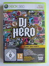 DJ HERO, Xbox - 360-dvd