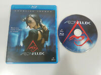 Aeon Flux Aeonflux - Charlize Theron Blu-Ray + Extra Spagnolo English - Am