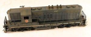 Athearn GP-9 Powered Diesel Locomotive Missouri Pacific #1797 1/87 HO Scale