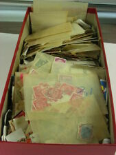 Germany, accumulation of 1000s Stamps in glassines, loose(red box), duplication