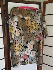 Handmade Casual Floral Regular Size Tops & Blouses for Women