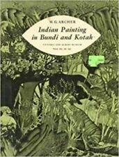 Indian Painting In Bundi And Kotah.,W. G. Archer  ,H.M.S.O.,,1959