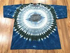New listing 2Xl - Vtg 2003 Harley Davidson Motorcycles Single Stitch Tie Dye T-shirt Usa