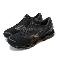 Mizuno Wave Prophecy 9 Black Brown Grey Men Running Shoes Sneakers J1GC2000-51