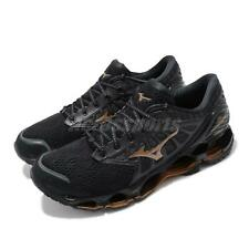 Mizuno Wave Prophecy 9 Black Brown Grey Men Running Shoes Sneakers J1GC2000-51
