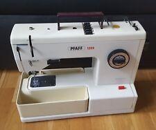 PFAFF 1209 Compact Nähmaschine IDT Obertransport