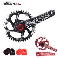 MTB Bike Crankset 7075-T6 Aluminum 170mm Crank 34T-40T Chainring For Sram GXP