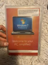 Microsoft Windows 7 Professional 64 Bit DVD Software Hinweis: kein Product Key