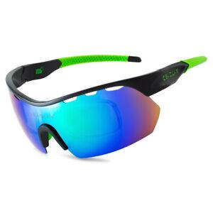 Outdoor glasses UV400 Sports Sunglasses cycling Polarized Sunglasses for men