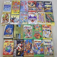 "WHOLESALE  SUPER FAMICOM Lot 20 ""NTSC-J"" Free Shipping Nintendo 9193sfb20"