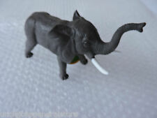 "Elephant Safari Plastic Animal Pretend Play *Ages 5+ ~ Size 4""H x 6""L"