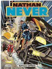 NATHAN NEVER N° 34 - BUFFALO EXPRESS - prima edizione