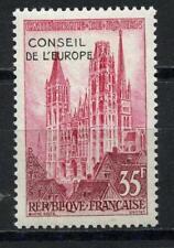 Europa Frankrijk 1958 Dienst Raad van Europa 1 Postfris MNH