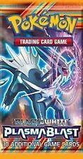 Pokemon Cards Lot Plasma Blast Booster Pack x1 1 Random Artwork BRAND NEW