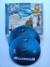 +++neuwertig+++ Millennium 40 Hits 1950-1954