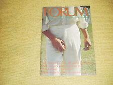 rare oop FORUM Vol 4 No 4 1976 The Australian Journal Of Interpersonal Relations
