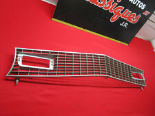 1970-1975 FORD MAVERICK FRONT GRILLE WITH PARKING LIGHT HOLE ON IT GRABBER