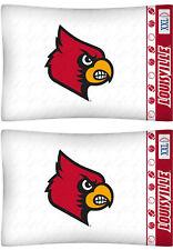 Louisville Cardinals Pillow Cases NCAA Pillowcases