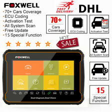 Foxwell All System Diagnostic ABS Airbag EPB DPF IMMO Car OBD Automotive Scanner